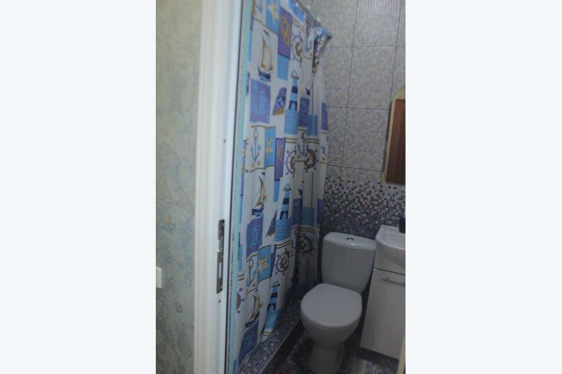 3-хместный номер с общим балконом на 1-ом этаже (в номере душ, туалет, кондиционер, телевизор, холодильник), улица Ленина, 221/12, Адлер - Фотография 48