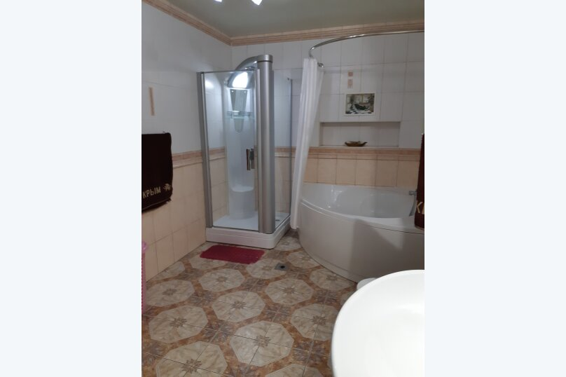 Дом, 200 кв.м. на 8 человек, 3 спальни, Приветная улица, 10, Гурзуф - Фотография 10