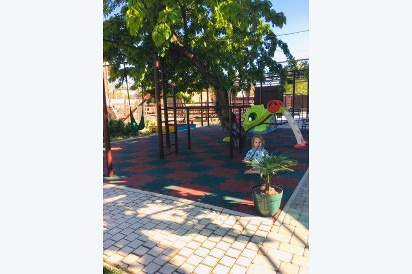 Деревянный коттедж №1, 37 кв.м. на 4 человека, 2 спальни, Приморская улица, 42, Благовещенская - Фотография 3