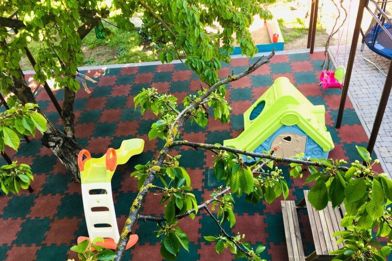 Деревянный коттедж №1, 37 кв.м. на 4 человека, 2 спальни, Приморская улица, 42, Благовещенская - Фотография 5