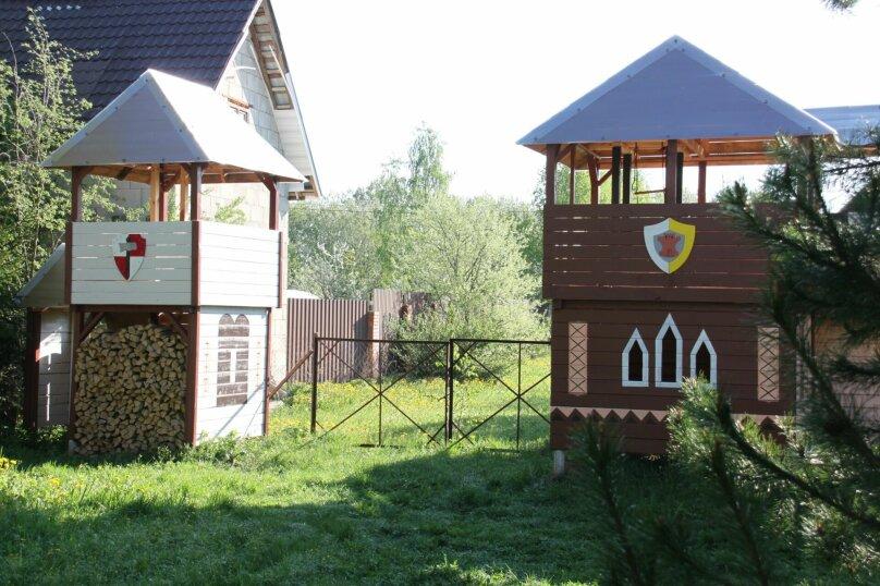 Дом, 100 кв.м. на 10 человек, 1 спальня, Козельское, Солнечная, 42, Боровск - Фотография 2