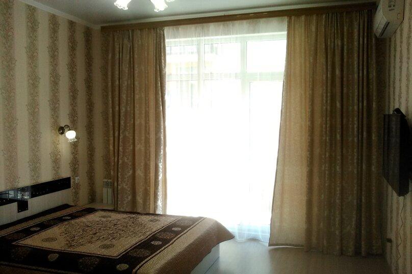1-комн. квартира, 50 кв.м. на 3 человека, улица Гоголя, 7к1, Геленджик - Фотография 12
