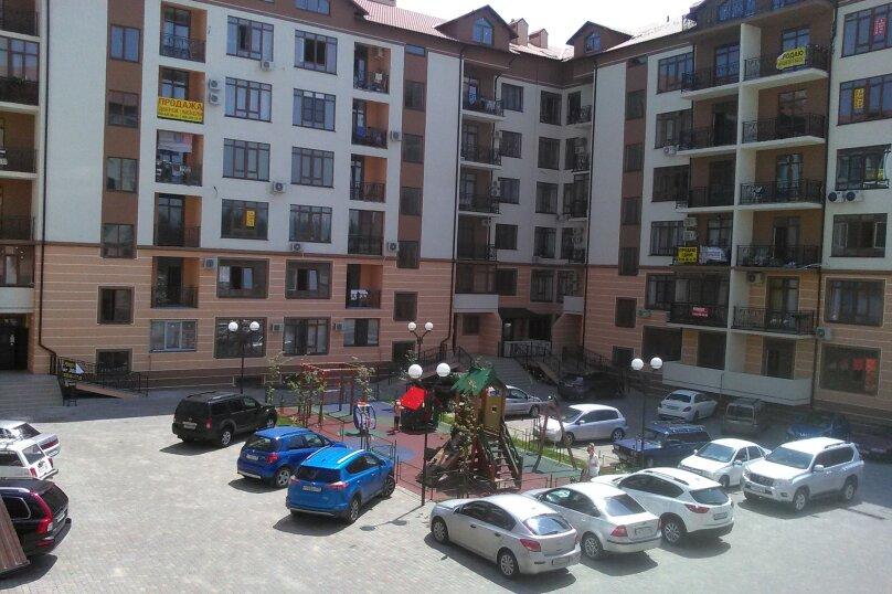 1-комн. квартира, 50 кв.м. на 3 человека, улица Гоголя, 7к1, Геленджик - Фотография 13