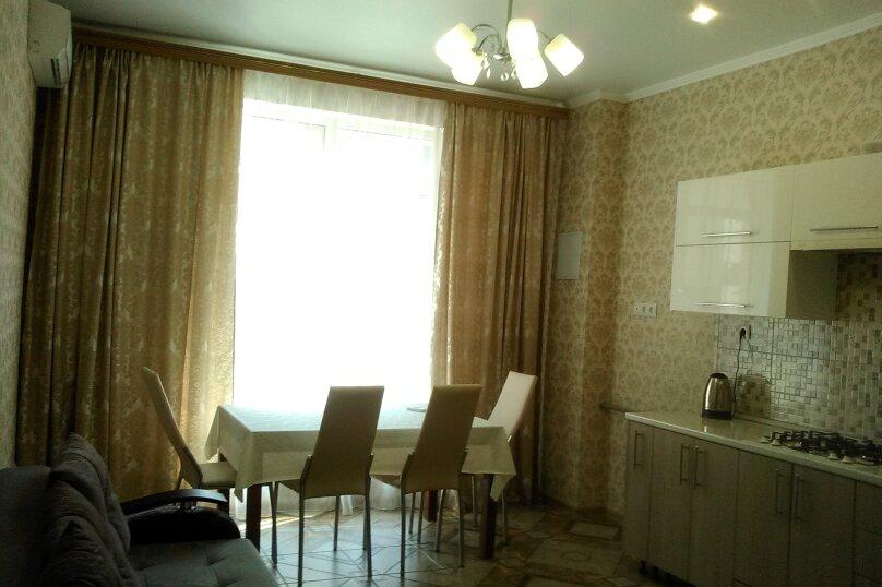 1-комн. квартира, 50 кв.м. на 3 человека, улица Гоголя, 7к1, Геленджик - Фотография 16