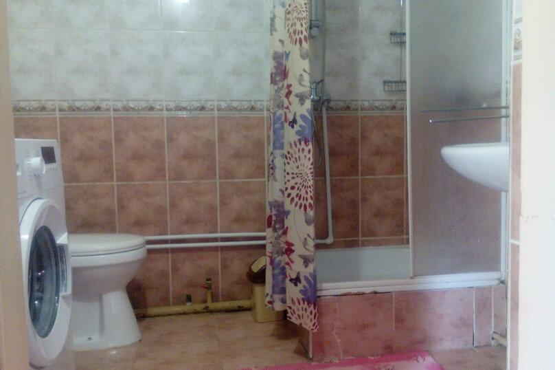 Дом на  3 человек площадью 34 кв.м .Сад!, 34 кв.м. на 3 человека, 1 спальня, улица Ленина, 28, Феодосия - Фотография 8
