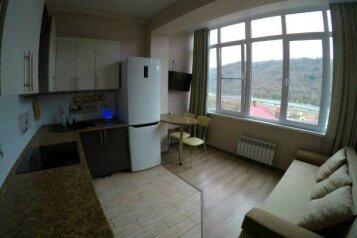 1-комн. квартира, 35 кв.м. на 4 человека, Зелёная улица, 2А, село Высокое, Сочи - Фотография 1