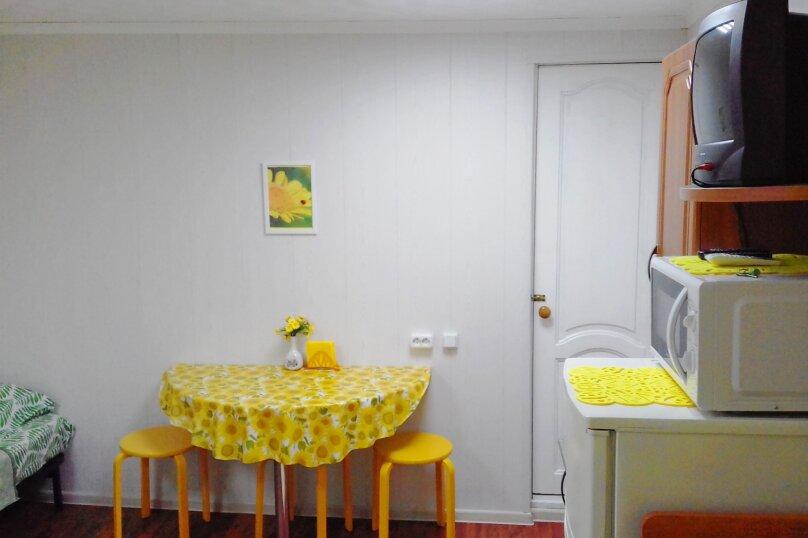 1-комн. квартира, 18 кв.м. на 3 человека, Спортивная улица, 8, Лазаревское - Фотография 2