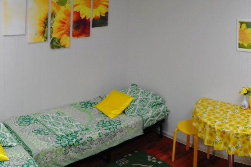 1-комн. квартира, 18 кв.м. на 3 человека, Спортивная улица, 8, Лазаревское - Фотография 5