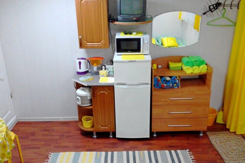 1-комн. квартира, 18 кв.м. на 3 человека, Спортивная улица, 8, Лазаревское - Фотография 9