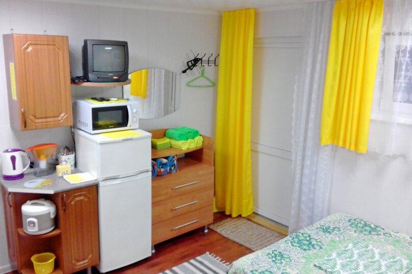 1-комн. квартира, 18 кв.м. на 3 человека, Спортивная улица, 8, Лазаревское - Фотография 10