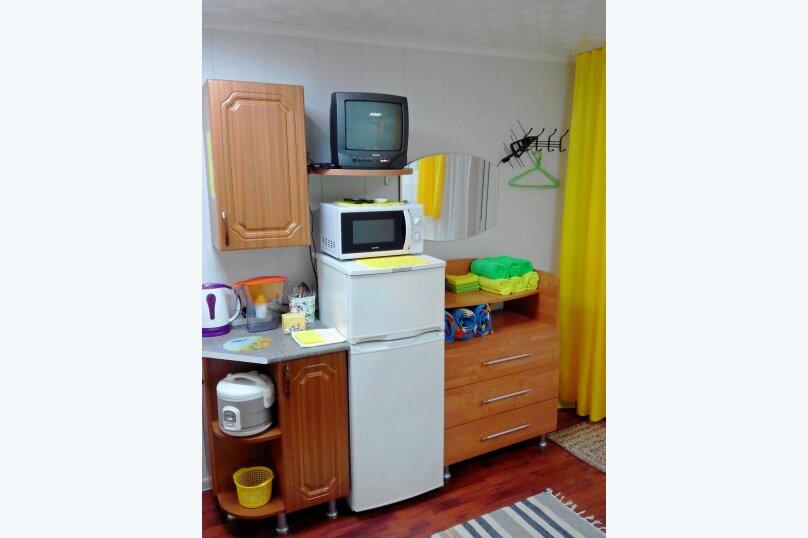 1-комн. квартира, 18 кв.м. на 3 человека, Спортивная улица, 8, Лазаревское - Фотография 11