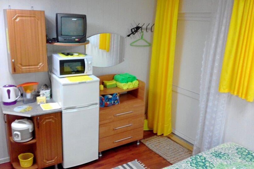 1-комн. квартира, 18 кв.м. на 3 человека, Спортивная улица, 8, Лазаревское - Фотография 13