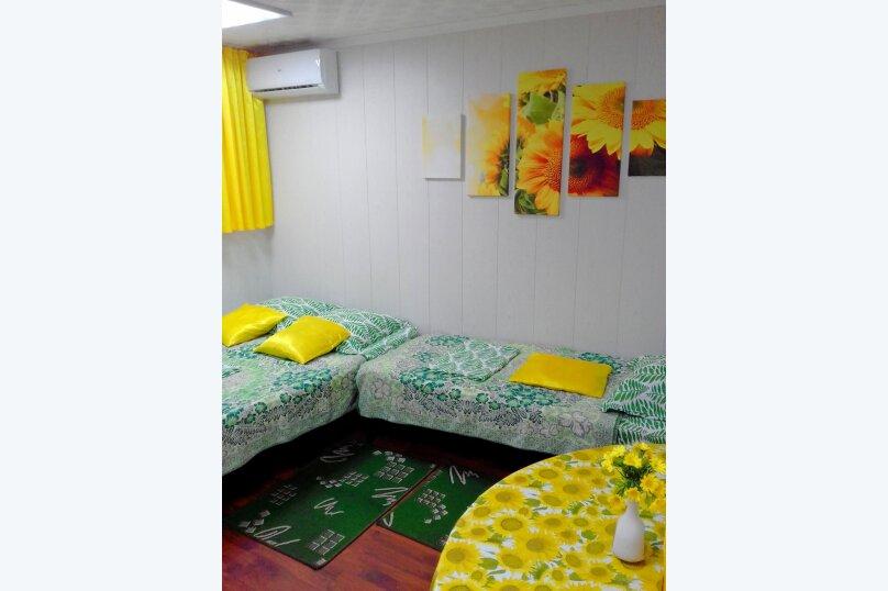 1-комн. квартира, 18 кв.м. на 3 человека, Спортивная улица, 8, Лазаревское - Фотография 17
