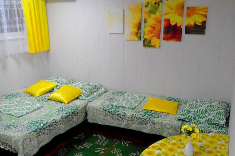 1-комн. квартира, 18 кв.м. на 3 человека, Спортивная улица, 8, Лазаревское - Фотография 18