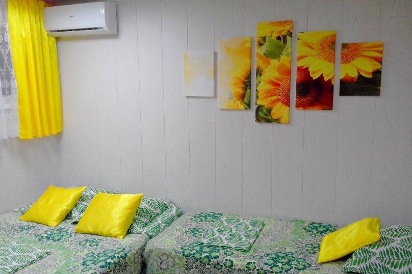 1-комн. квартира, 18 кв.м. на 3 человека, Спортивная улица, 8, Лазаревское - Фотография 24