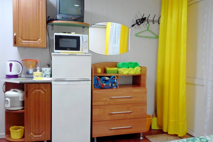 1-комн. квартира, 18 кв.м. на 3 человека, Спортивная улица, 8, Лазаревское - Фотография 30