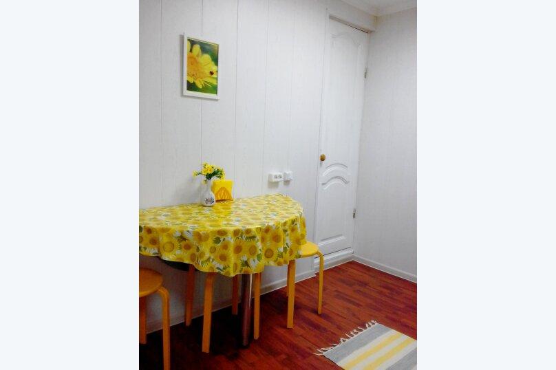 1-комн. квартира, 18 кв.м. на 3 человека, Спортивная улица, 8, Лазаревское - Фотография 31