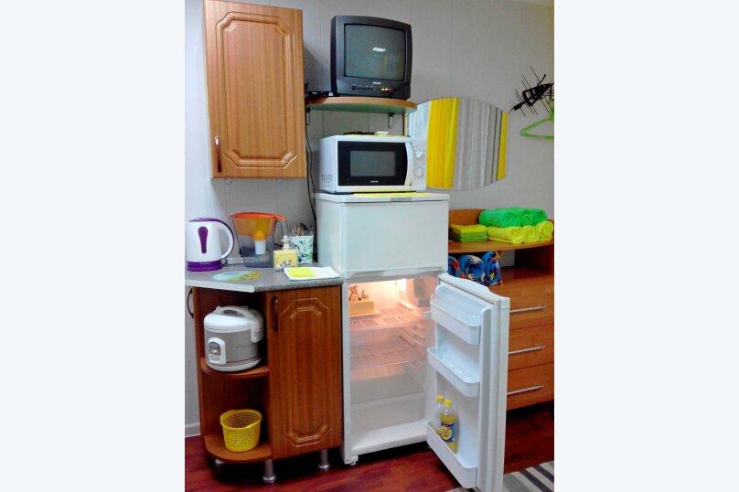 1-комн. квартира, 18 кв.м. на 3 человека, Спортивная улица, 8, Лазаревское - Фотография 32