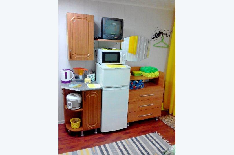 1-комн. квартира, 18 кв.м. на 3 человека, Спортивная улица, 8, Лазаревское - Фотография 33