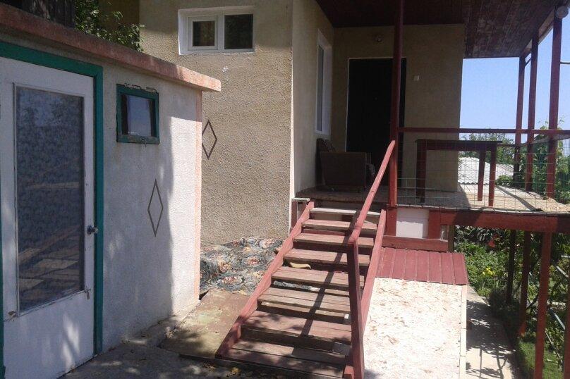 Гостевой домик  у моря Ч/С, 46 кв.м. на 4 человека, 2 спальни, Южнобережное шоссе, 36, Алупка - Фотография 28