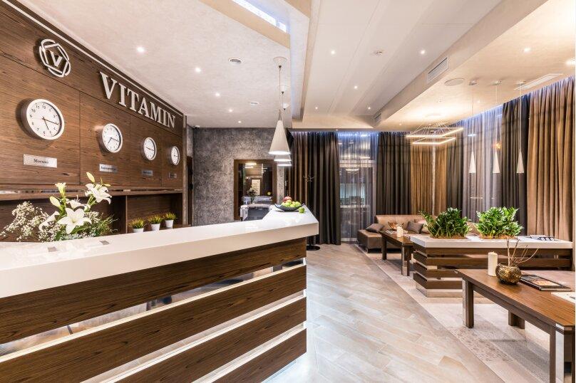 """Отель """"VITAMIN"""", пос. Берёзовый, Целиноградская улица на 22 номера - Фотография 1"""
