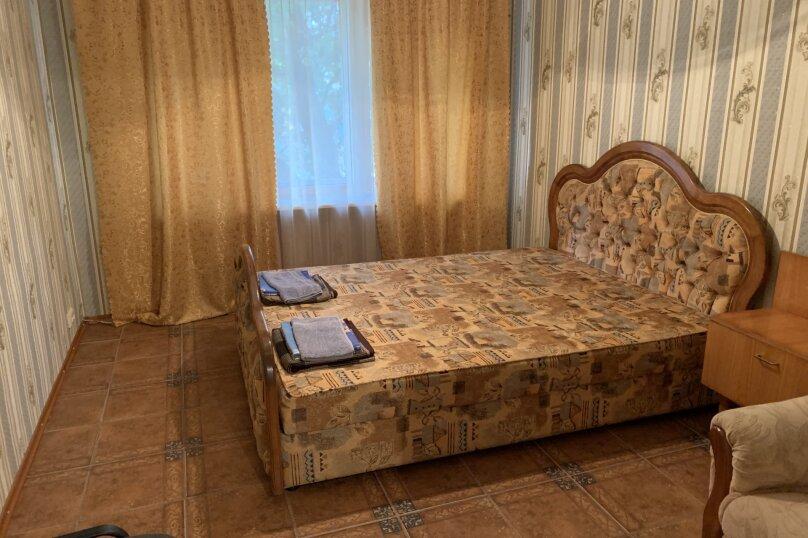 2-х комнатный номер с 2-х спальной кроватью, Железнодорожная улица, 11, поселок Приморский, Феодосия - Фотография 1