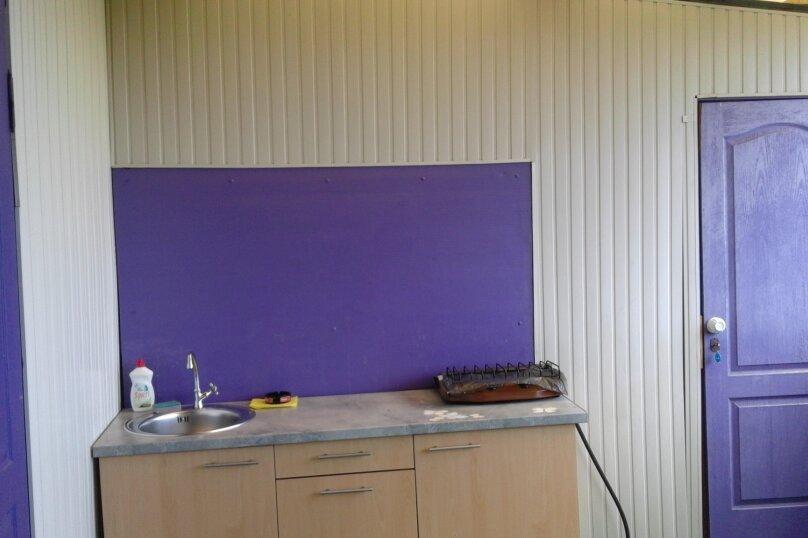 Домик  (фиолетовый), 24 кв.м. на 4 человека, 1 спальня, Ленина, 21, Алупка - Фотография 5