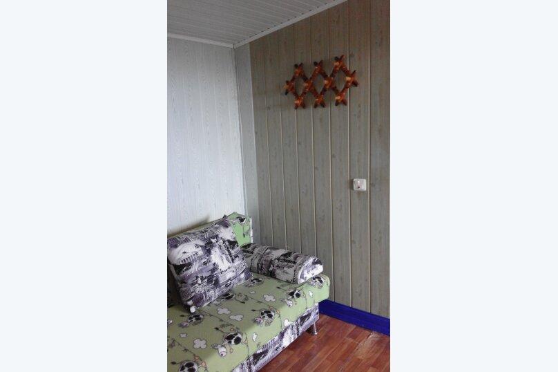 Домик  (фиолетовый), 24 кв.м. на 4 человека, 1 спальня, Ленина, 21, Алупка - Фотография 6