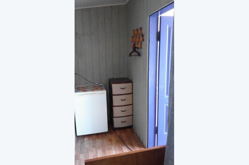 Домик  (фиолетовый), 24 кв.м. на 4 человека, 1 спальня, Ленина, 21, Алупка - Фотография 7