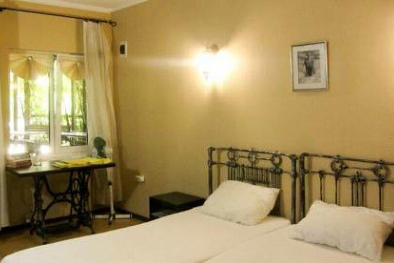 2-х местный стандарт с раздельными кроватями , Яблоневая улица, 6, Архипо-Осиповка - Фотография 1