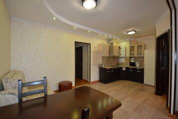 2-комн. квартира, 60 кв.м. на 6 человек, переулок Богдана Хмельницкого, 8, Адлер - Фотография 4