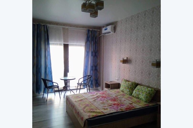 2-комн. квартира, 44 кв.м. на 4 человека, Одесская улица, 3Ак7, Геленджик - Фотография 1