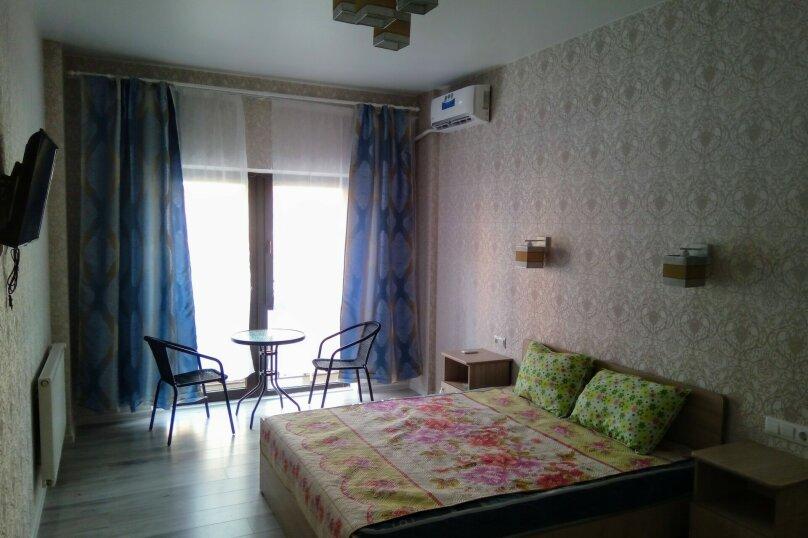 2-комн. квартира, 44 кв.м. на 4 человека, Одесская улица, 3Ак7, Геленджик - Фотография 2