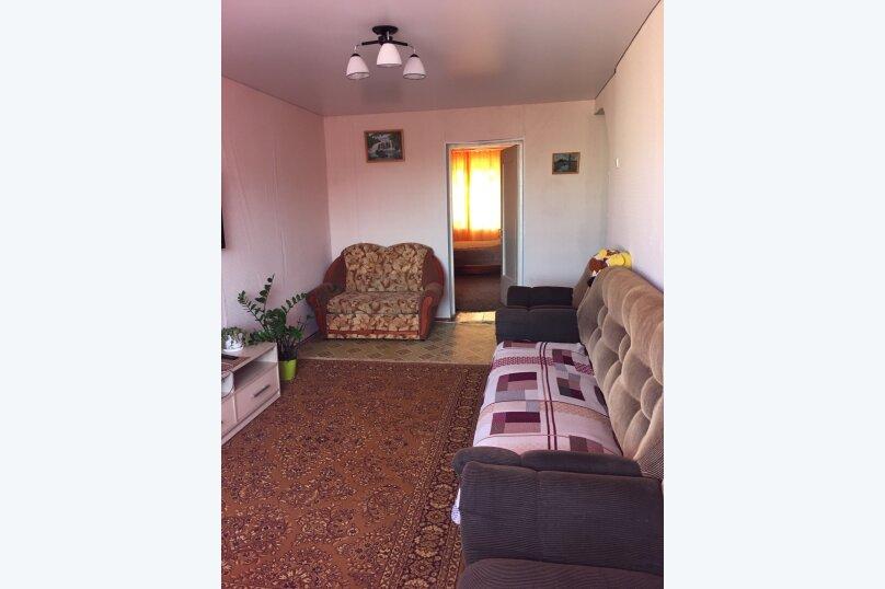 2-комн. квартира, 50 кв.м. на 6 человек, Квартал А, 39, Яровое - Фотография 10