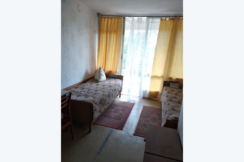 Двухместный номер эконом-класса с двумя отдельными кроватями, проспект Ленина, 29, Евпатория - Фотография 2