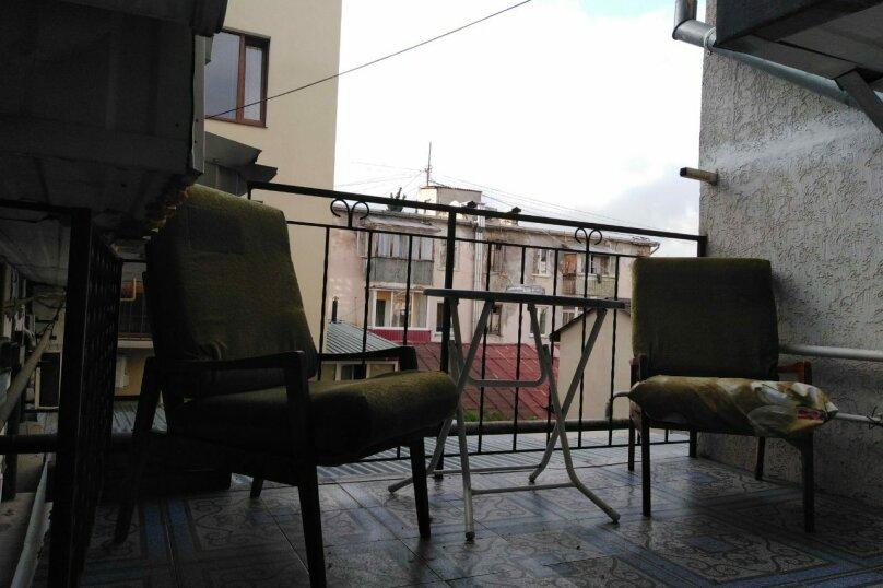 1-комн. квартира, 12 кв.м. на 2 человека, улица 15 Апреля, 12, Алушта - Фотография 6