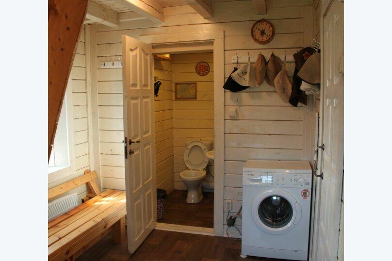 Дом, 100 кв.м. на 10 человек, 1 спальня, Козельское, Солнечная, 42, Боровск - Фотография 6