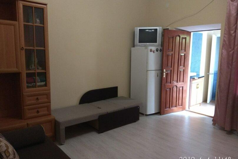 Уютный однокомнатный дом №2 на 2-3 человека, 30 кв.м. на 3 человека, 1 спальня, Комсомольская улица, 13, Евпатория - Фотография 4