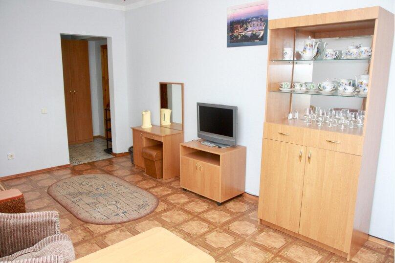 Четырёхместный номер (Комната #4), Судакское шоссе, 4 км, эллинг 31, Алушта - Фотография 1