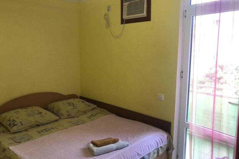Двухместный с одной кроватью, улица Шевченко, 33, Геленджик - Фотография 1