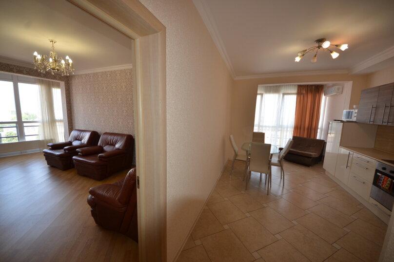 3-комн. квартира, 99 кв.м. на 8 человек, переулок Богдана Хмельницкого, 8, Адлер - Фотография 14