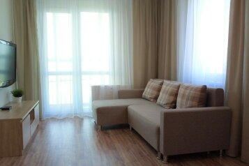 2-комн. квартира, 55 кв.м. на 6 человек, улица Адмирала Пустошкина, 22к6, Анапа - Фотография 2