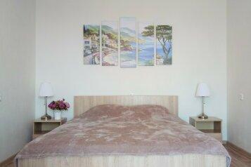 2-комн. квартира, 55 кв.м. на 6 человек, улица Адмирала Пустошкина, 22к6, Анапа - Фотография 3