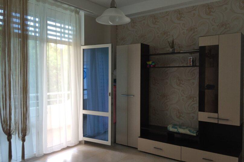 1-комн. квартира, 30 кв.м. на 2 человека, Севастопольское шоссе, 52-х, Гаспра - Фотография 15