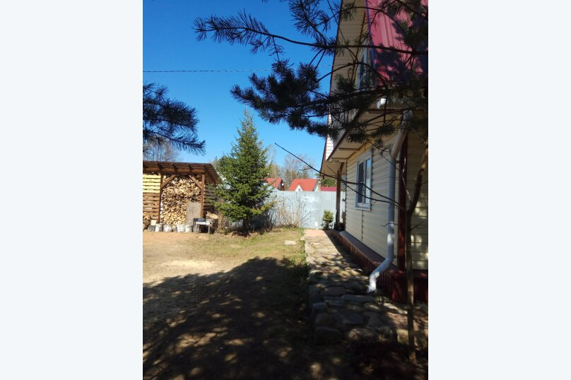 Дом с дровяной баней на 6 человек, 2 спальни, Светлая, 1, Мышкин - Фотография 17