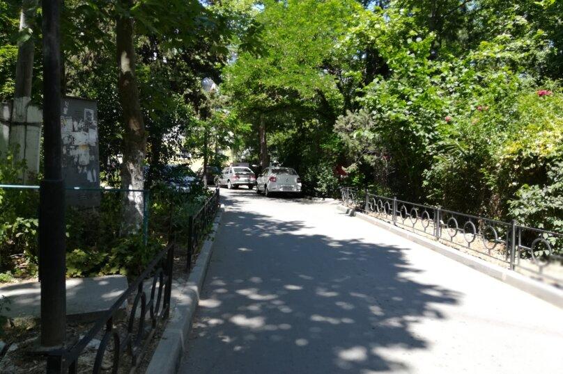 2-комн. квартира, 52 кв.м. на 4 человека, улица Ленина, 41, Алушта - Фотография 14