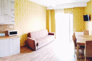 2-комн. квартира, 50 кв.м. на 4 человека, улица Виктора Долидзе, 24, Тбилиси - Фотография 1