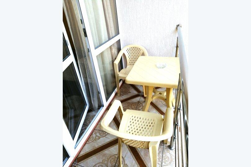 1-комн. квартира, 27 кв.м. на 3 человека, улица Чкалова, 13, Адлер - Фотография 11