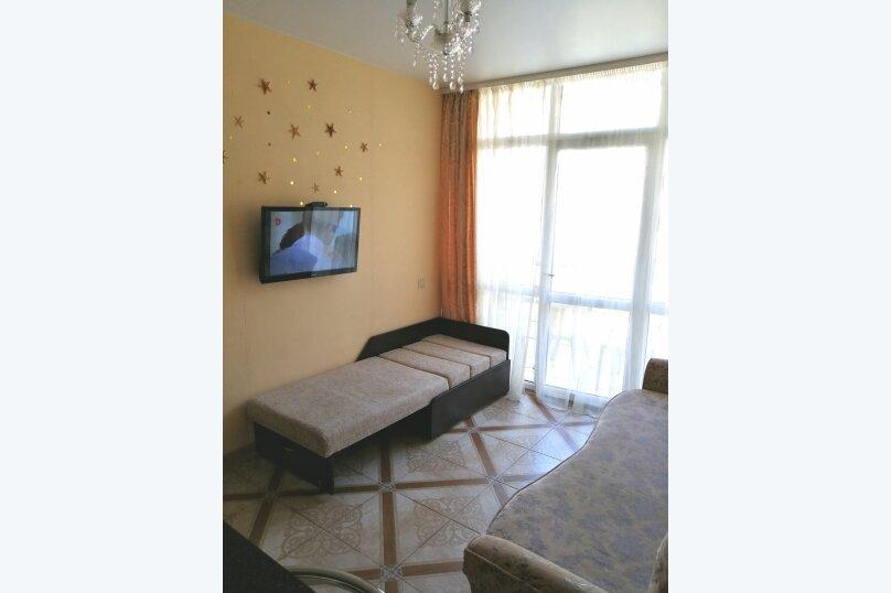 1-комн. квартира, 27 кв.м. на 3 человека, улица Чкалова, 13, Адлер - Фотография 12