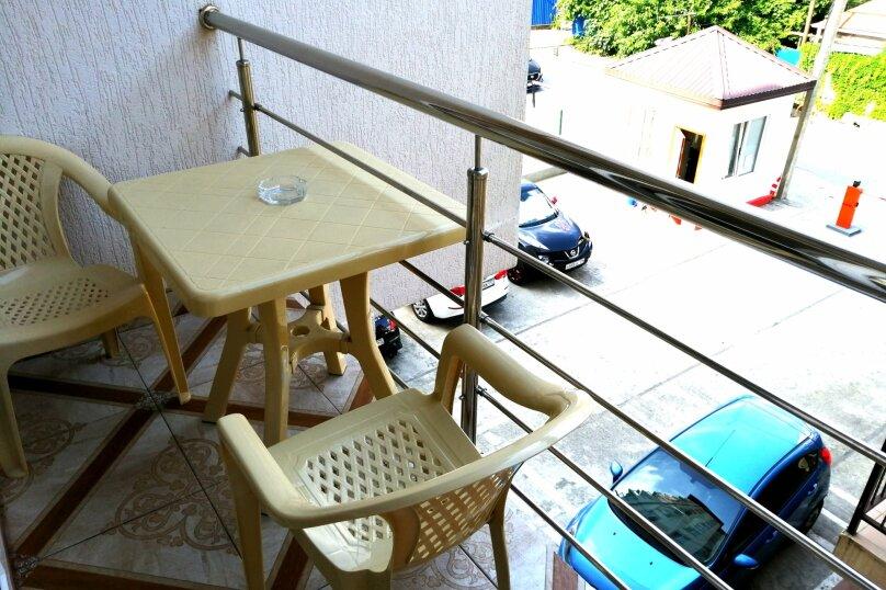 1-комн. квартира, 27 кв.м. на 3 человека, улица Чкалова, 13, Адлер - Фотография 13